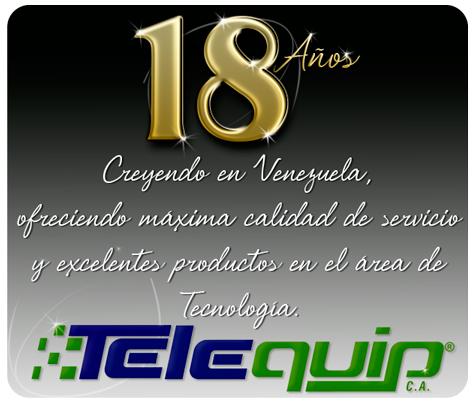 Estamos cumpliendo 18 años, creyendo en Venezuela!