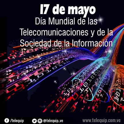 Dia Mundual de las Telecomunicaciones