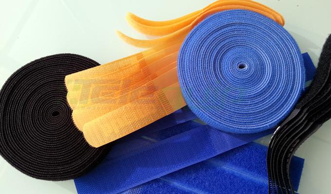 Velcro® o cintas de cierre mágico