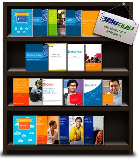 Colección de e-books gratis de Microsoft