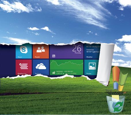 Desde hoy 9 de abril Windows XP no recibirá más actualizaciones