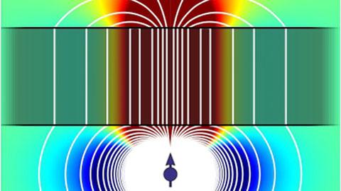 Fibra Magnética