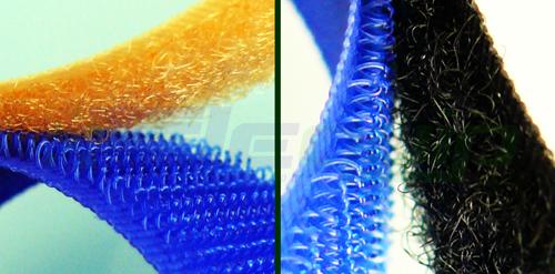 velcro® o cintas de cierre mágico, en la actualidad existen de diferentes marcas e infinidad de usos